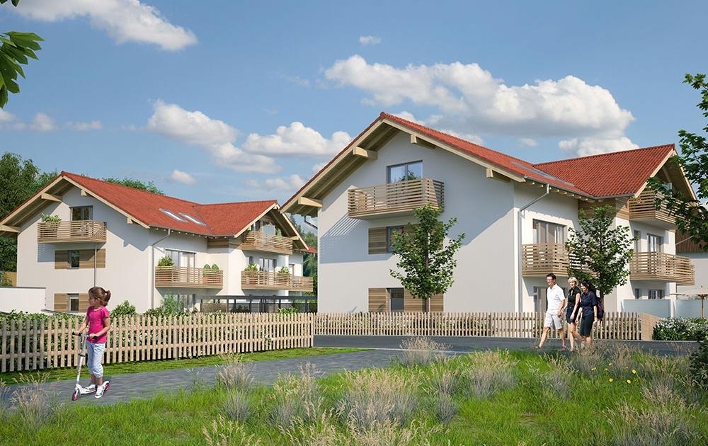 Neubauvorhaben Laerchenhof