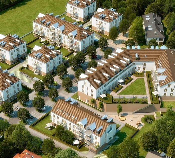 Referenzen Neubau Immobilien