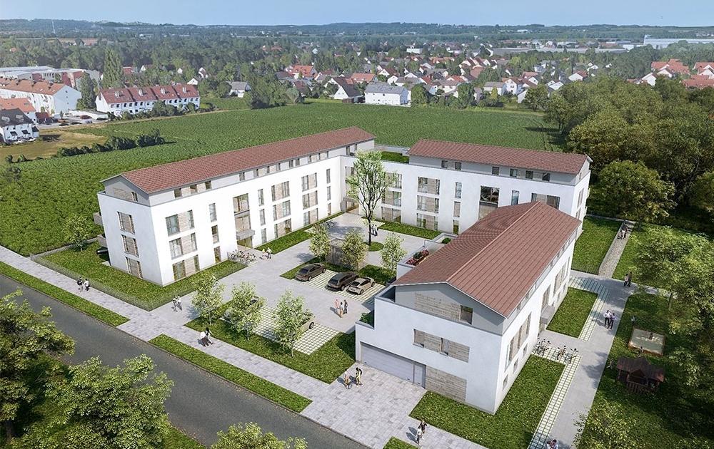 Gernlinden Neubau-Wohnungen