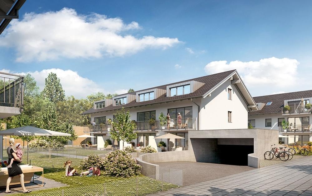 Neubiberg Neubau-Eigentumswohnungen