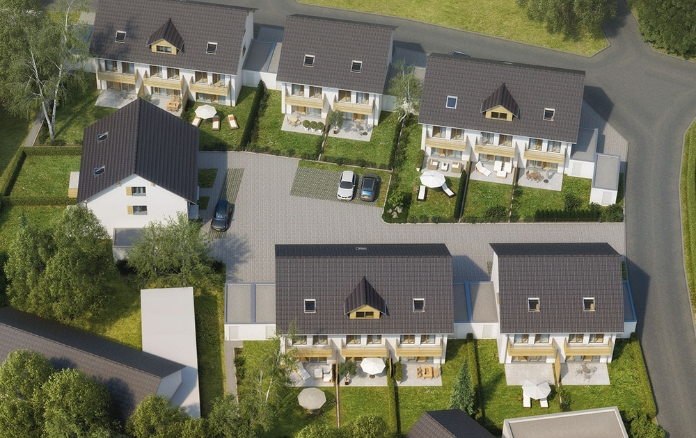 Eigentumswohnungen und Haeuser Geretsried