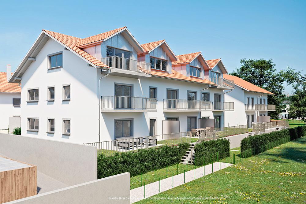 Eigentumswohnung und Haus kaufen Eurasburg