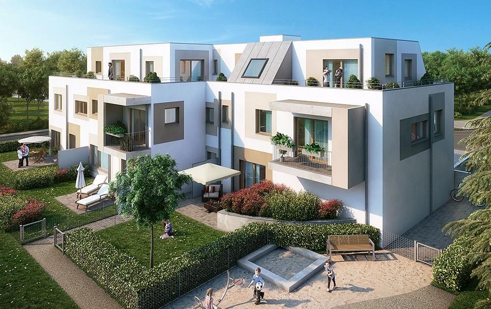 München Solln Neubauvorhaben Herterich