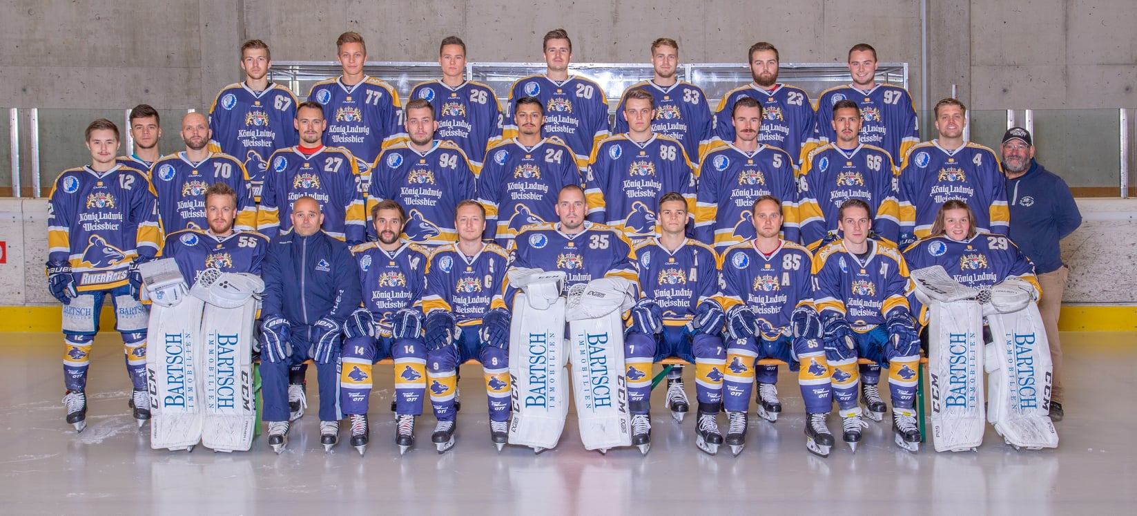 ESC River Rats Geretsried 2019/2020