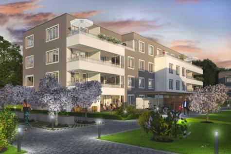 ERSTBEZUG 2- Zimmer Dachterrassenwohnung im Kirschgarten, 82538 Geretsried, Wohnung