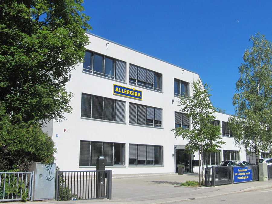 Gewerbeimmobilien Vermietung: ALLERGIKA Wolfratshausen