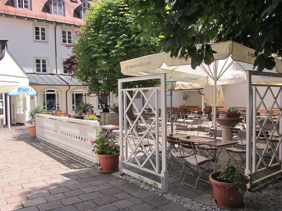 Gewerbeimmobilien: Restaurant in Wolfratshausen