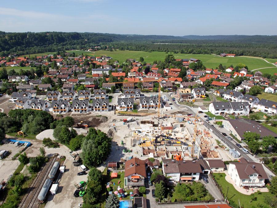 Grundstücksverkauf Wolfratshausen Geretsried