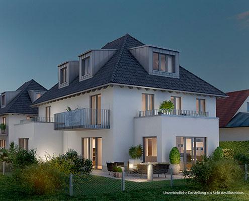 Immobilien in Germering kaufen