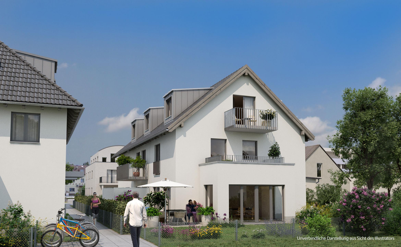 Germering Stadthaus kaufen