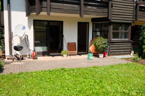 Anlageobjekt: 2-Zimmerwohnung in Traumlage von Solln, 81479 München, Erdgeschosswohnung