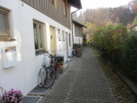 Sehr gemütliches Reihenhaus in ruhiger u. sonniger Lage, 82515 Wolfratshausen, Reihenmittelhaus