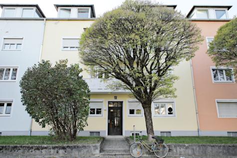 Schöne und sanierte 2-Zi-Wohnung in guter Lage, 80686 München / Laim, Etagenwohnung
