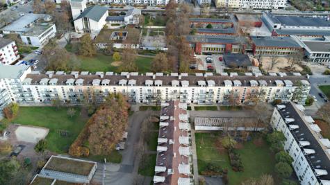 Attraktive 2-Zimmer Wohnung in Bestlage Laim, 80686 München / Laim, Etagenwohnung