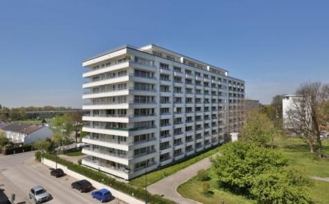 Attraktive 2-Zimmerwohnung zur Selbstnutzung, 85764 Oberschleißheim, Etagenwohnung