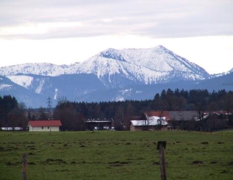 Sonnige Südlage für Ihr neues Heim, 83607 Holzkirchen, Wohngrundstück
