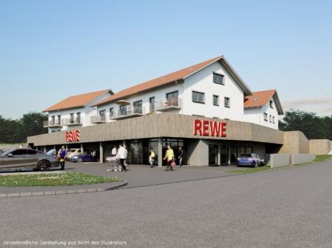 Vermieteter Einkaufsmarkt im Loisachtal Gemeinde Eurasburg, 82547 Eurasburg, Renditeobjekt