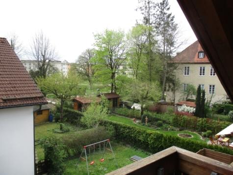 Schöne 3 Zimmerwohnung im Dachgeschoss in guter Lage von Wolfratshausen, 82515 Wolfratshausen, Dachgeschosswohnung