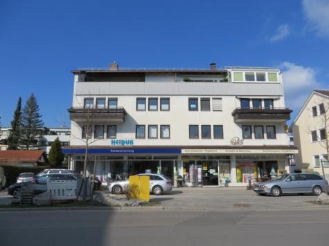 Ein Katzensprung zum S -Bahnhof und zum Stadtzentrum, 82515 Wolfratshausen, Etagenwohnung