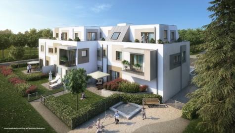 Wohnen in Solln- Schöne 2 Zimmer-Gartenwohnung mit Süd-Terrasse, 81477 München, Erdgeschosswohnung