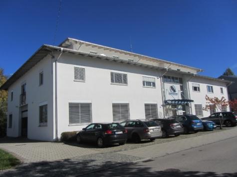 Schöne Büroflächen in ruhiger Lage an der Loisach; mit erweiterbarer Fläche, 82515 Wolfratshausen, Bürofläche