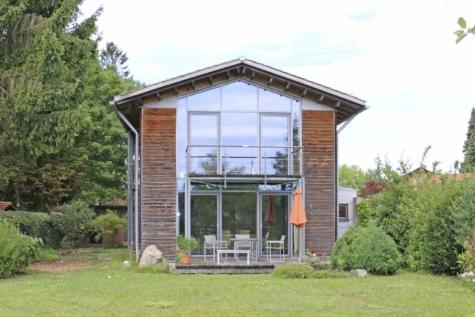 Architektenhaus mit Bergblick in Gelting, 82538 Geretsried, Villa