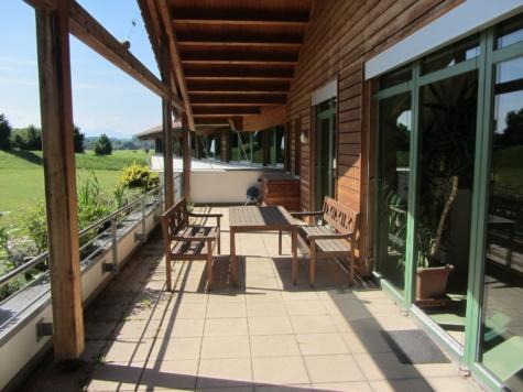 Außergewöhnliche und schöne Büro/Praxisfläche, optional auch zum Wohnen, 82541 Münsing, Büro/Praxis