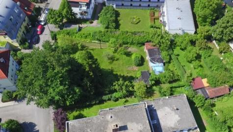 Attraktives Baugrundstück in ruhiger Lage, 80689 München, Wohngrundstück