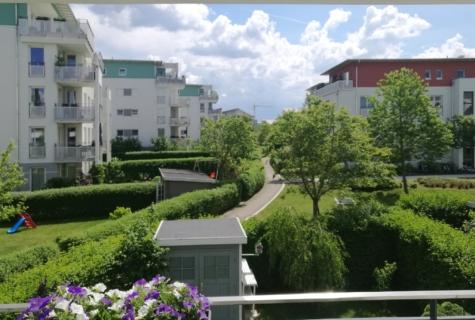 Unterhaching – sehr gepflegte und helle 3 Zimmerwohnung in guter Lage, 82008 Unterhaching, Etagenwohnung